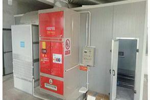 立式光氧催化廢氣處理設備